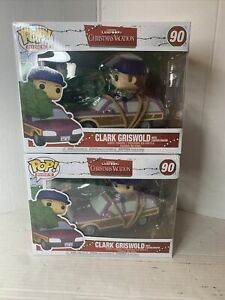 2-Funko POP! - Clark Griswold Station Wagon Ride - Exclusive #90