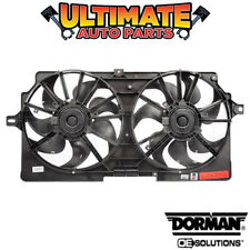 Radiator Cooling Fan (Dual Fan) (3.8L 3800 V6) for 1999 Oldsmobile Intrigue