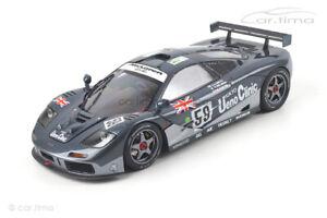 McLaren F1 GTR Winner 24h Le Mans 1995 Dalmas/Lehto/Sekiya TSM 1:18 TSM131805