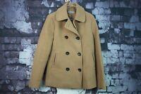 Womens Uni Qlo Brown Jacket size S No.R384 25/10