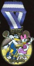 HKDL Sports Donald & Daisy LE 500 Disney Pin 118869