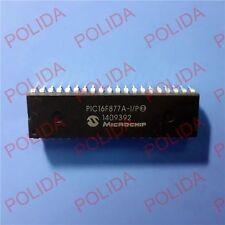 5PCS MCU IC MICROCHIP DIP-40 PIC16F877A-I/P PIC16F877A