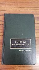 Synopsis Of Neurology1962 by Francis M. Forster Hardcover