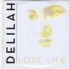 (EE533) Delilah, Love Life - 2013 DJ CD