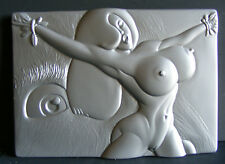 Jessica Rabbit King Size Nude Erotic Art Sculpture Bas Relief   By Don Maguire