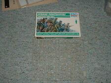 Esci HO 1/72 Box#244 WW2 German Paratroops Green Devils