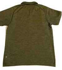 Lululemon Metal Vent Tech Polo Shirt Men's Perfect Condition Xl