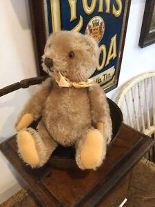 Steiff Teddy Bear Great Condition.1950s