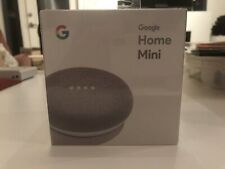 Google Home Mini Smart Speaker with Google Assistant - Chalk (GA00210-CA)