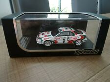 HPI-RACING 1/43 TOYOTA CELICA TURBO 4WD AURIOL WINNER MONTE  CARLO RALLY 1993