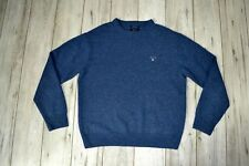 GANT USA BLUE JUMPER Lambswool size XL