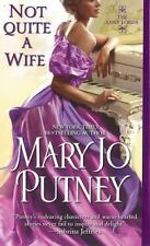 BUY 2 GET 1 Lost Lords: Not Quite a Wife 6 by Mary Jo Putney (2014, Paperback)