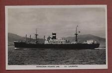 SS 'LAURENTIA' Donaldson Atlantic Line  qp1362