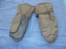 1 P. BW Winterhandschuhe, Fäustlinge Überziehhandschuh, Handschuhe Winter Gr. 8