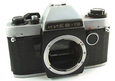 CLA'd 1990! KIEV-19 Russian Soviet USSR SLR 35mm Camera Nikon F Mount Body Only
