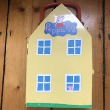Peppa Pig Toy Family Con Mango House