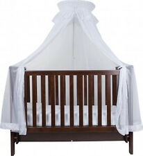 NEW INFA SECURE Cot Halo Net and Stand White AU