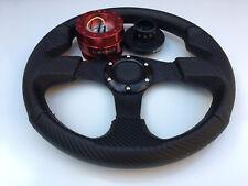 Sport Steering Wheel Hub Black Polaris RZR 800//900//1000 Or Boat
