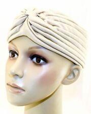 Chapeaux beige en polyester pour femme