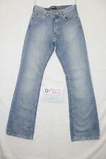 Lee denver flare bootcut usato (Cod.D1847) W30 L34 denim jeans a zampa