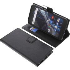 Tasche für Archos Sense 55DC Smartphone Book-Style Schutz Hülle Handytasche Buch