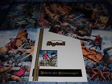 HR  Wäscher , SIGURD , Galerie , 6 Comic Drucke , Hethke 1982 , Sammler Ausgabe