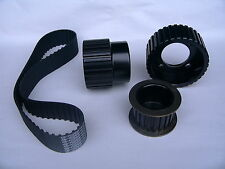 MAZDA ROTARY 13b ser 5 GILMER  DRIVE KIT, Black  RX2,RX3,RX4,RX7, Made in AUST.