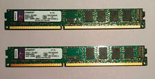 KINGSTON 8GB 1333MHz DDR3 (2 x KVR1333D3N9/4G) RAM