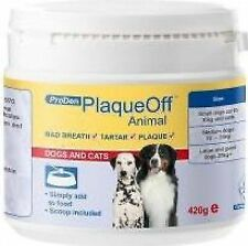 Plaque off Animal ProDen for Cats & Dogs 420g
