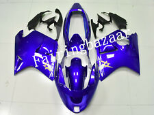 Fit for CBR1100XX BlackBird 1997-2007 Blue ABS  Plastic Injection Fairing Kit