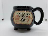 POLYJUICE POTION MUG HARRY POTTER 20 oz CERAMIC MUG CUP BLACK & RED