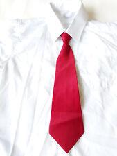 Festliche Kinder-Hemd mit Krawatte für Jungen in weiss/ A25