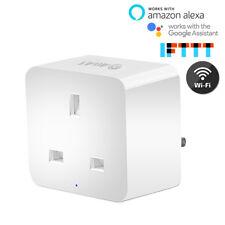 Aiiat WiFi Wireless Smart Socket Plug Timer Control Switch for Amazon Alexa IFT 1 X Pcs Pack
