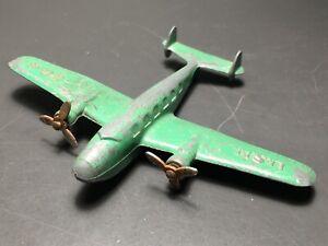 VINTAGE ORIG. HUBLEY USN 3-B-4 TWIN ENGINE LOCKHEED ELECTRA B-25 wFOLDING WHEELS