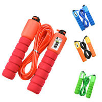 Aerobic Exercise Boxing Skipping Jump Rope Counter Bearing Speed Fitness Eyeful