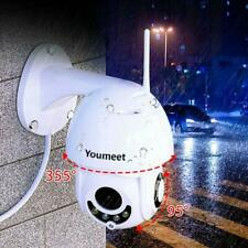 Youmeet WIFI Security Camera,CCTV Camera - 1080P Wireless Dome Camera,Waterproof