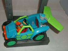 Half Shell Heroes Hero Ninja Turtle Loose Figure - Dune Duster Buggy with Mikey