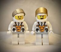 Lego Mars Mission Minifigures - Lot of 2 Astronauts