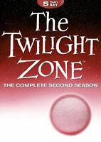 The Twilight Zone Original 1959 Series Complete Second Season (Season 2) DVD NEW