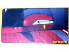 CAR SIDE MIRROR INDICATOR CHROME COVER - MARUTI SWIFT,DEZIRE & ERTIGA (TYPE-2)