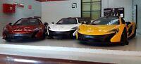 1:24 Escala McLaren P1 MOTORMAX fundido Modelismo Coche Volcano NARANJA /