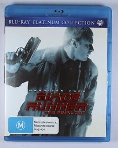 Blade Runner The Final Cut Blu Ray FREE POST