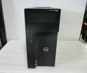 Dell Precision T1650 Win10 Core E3-1225 v2 3.2GHz 8GB 250GB Desktop PC (H04)