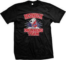Redneck Drinking Team Beer Pride Party  Mens T-shirt