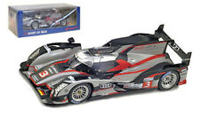 Spark S3702 AUDI R18 ULTRA # 3 Le Mans 2012-Gene / Dumas / DUVAL scala 1/43