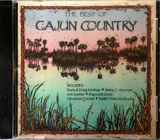 BEST OF CAJUN COUNTRY - ERA CD - RUSTY & DOUG KERSHAW, JOHNNY PAYCHECK