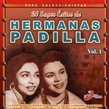Las Hermanas Padilla - 20 Super Exitos de Hermanas Padilla 1 [New CD]