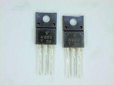 "2SA1869 ""Original"" Toshiba Transistor TO-220P insulated 2  pcs"