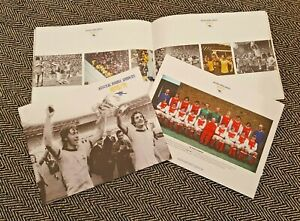 Arsenal Double Winners 1970/71  SUPPORTERS EDITION BOOKLET RARE COLLECTORS ITEM!