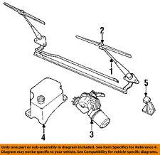 GM OEM Wiper Washer-Reservoir Tank 1256620